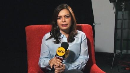 Milagros Leiva debuta en RPP Tv con nuevo programa