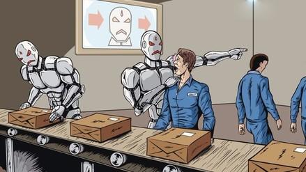 Seis puestos de trabajo que ya son ocupados por robots
