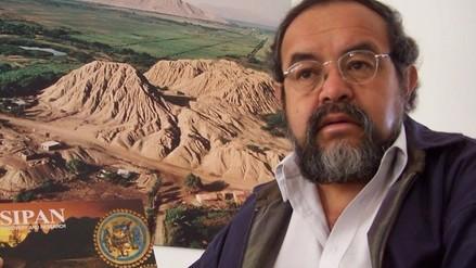 Autoridades culturales saludan propuesta de Walter Alva como ministro de Cultura
