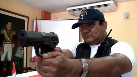 Distrito de Castilla sigue implementando uso de 'armas no letales'