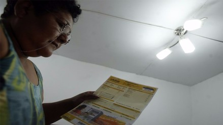 Osinergmin: Tarifas eléctricas en provincia bajarían desde agosto