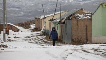Provincias de Tacna soportan hasta los cuatro grados bajo cero