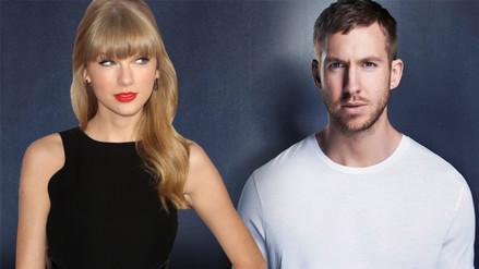 Calvin Harris arremete contra Taylor Swift en Twitter