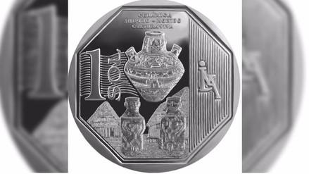 BCR emite moneda de S/1 alusiva a la cerámica shipibo–konibo
