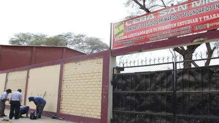 Cortan servicio de agua potable en colegios de Piura