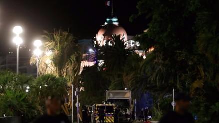 Francia: así fue el atentado en la ciudad de Niza / FOTOS