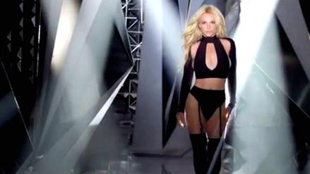 Britney Spears estrena nueva canción, Private Show, con un sexy video