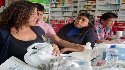 Decomisan medicamentos de EsSalud por más de cien mil soles