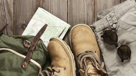 Viajero que se respeta traza un plan y está listo para la aventura