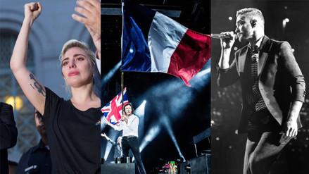 Twitter: artistas de todo el mundo se pronuncian tras el ataque en Niza