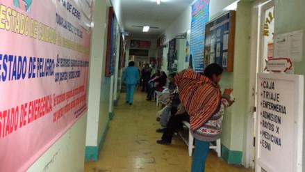 La Oroya: Centro de Salud reporta 65 casos de infecciones respiratorias