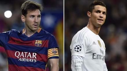 Barcelona vs. Real Madrid: conoce qué día se jugará el 'Clásico Español'