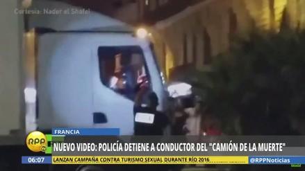 Francia: así fue abatido el autor del atentado en Niza / VIDEO