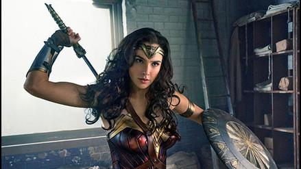 Wonder Woman: lanzan nuevas imágenes de la película
