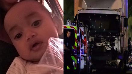 Ataque en Niza: Facebook y una mujer ayudaron a un niño a volver con su familia