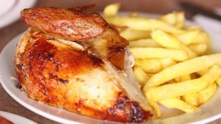 APA: 700 mil pollos se venderían el Día del Pollo a la Brasa