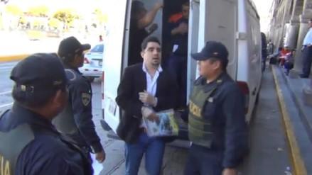 Huamanga: excarcelan a sujeto que agredió a su expareja en hotel