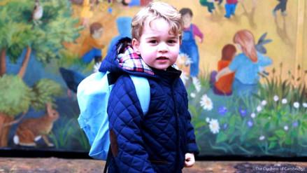 Príncipe Jorge: así será la celebración de su tercer cumpleaños