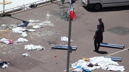 Francia: atentado terrorista dejó 84 muertos en Niza / VIDEO