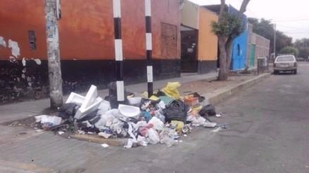 Trujillo: acumulación de basura preocupa a moradores