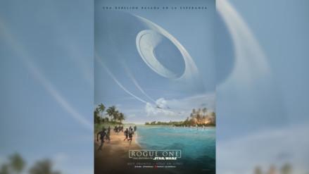 Star Wars: revelan el poster oficial de Rogue One en español