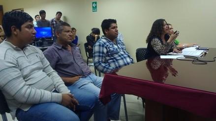 Padre y sus hijos fueron enviados a prisión por tráfico ilegal de carbón