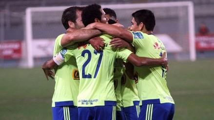 Sporting Cristal ganó 2-1 a la San Martín y volvió a la punta del Descentralizado