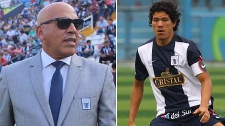 Alianza Lima: Roberto Mosquera descartó pelea con Óscar Vílchez