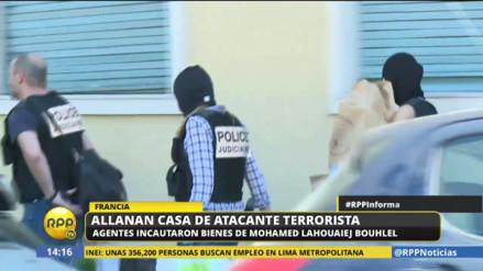 La policía francesa allanó la casa de autor del atentado en Niza