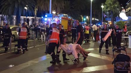 """Agencia yihadista: """"Terrorista de Niza fue un soldado del ISIS"""""""