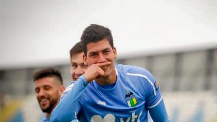 Video: Iván Bulos anotó nuevamente con O'Higgins en la Copa de Chile