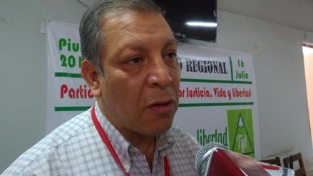 Piura: Marco Arana cuestiona designación de gabinete Kuczysnki