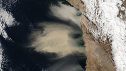 La foto del norte de Chile que tiene preocupada a la NASA