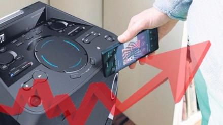 La tenencia de aparatos de radio a nivel nacional creció de 91,1% a 94,1%