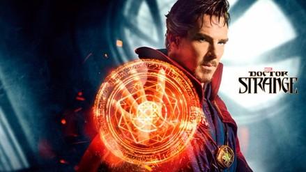 Doctor Strange: Nuevo poster de Benedict Cumberbatch para Comic-Con 2016