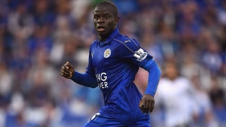Video: Chelsea hizo oficial el fichaje de N'Golo Kanté