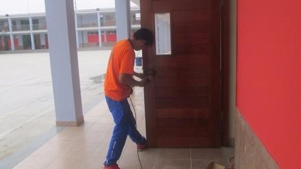 Colegios de Moquegua recibieron S/ 2 millones para mantenimiento