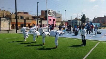Municipalidad de Chiclayo impulsa seis escuelas deportivas gratuitas