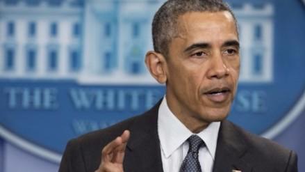 """Barack Obama: """"No hay justificación posible para matar policías"""""""