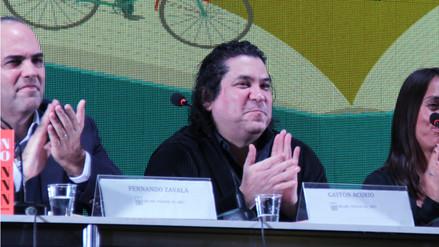 FIL: Gastón Acurio presentó libro