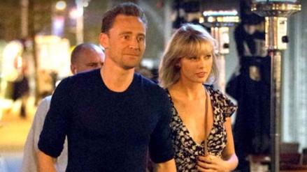 Chris Hemsworth feliz por la relación entre Taylor Swift y Tom Hiddleston