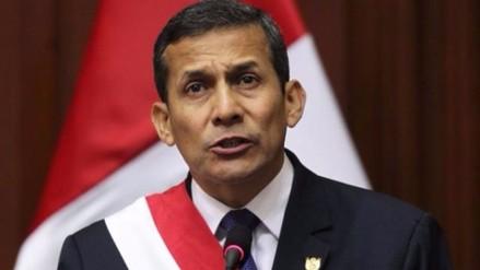 Ollanta Humala se despide del gobierno con 25% de aprobación