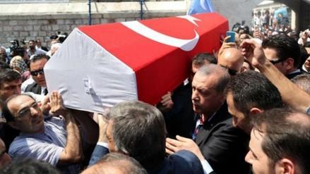 Turquía cifra en 290 las víctimas mortales del fallido golpe militar