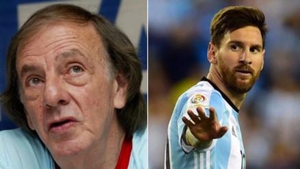 Lionel Messi: Menotti vaticina oscuro futuro para Argentina por la ausencia del '10'