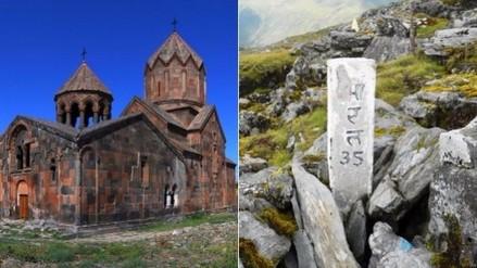 La Unesco eligió a estos lugares como Patrimonio de la Humanidad
