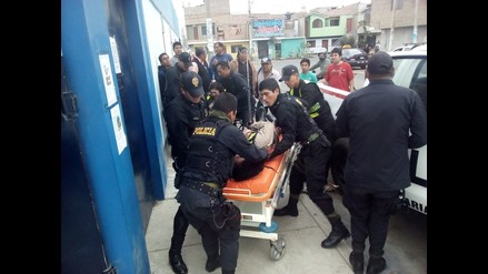 Chimbote: dos policías quedan gravemente heridas tras accidente de tránsito