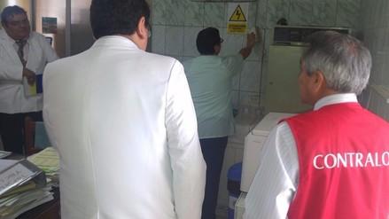 Contraloría detectó deficiencias en 50 centros de salud