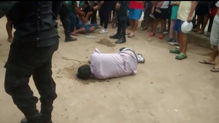Trujillo: asesinan a obrero cuando bebía licor