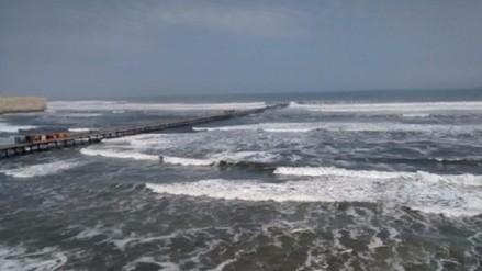 Pisco: disponen el cierre de puertos y caletas por oleajes anómalos