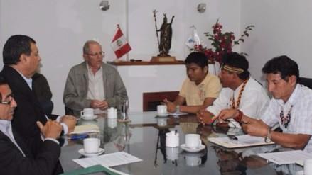 PPK se reunió con representantes indígenas de Loreto por el medio ambiente
